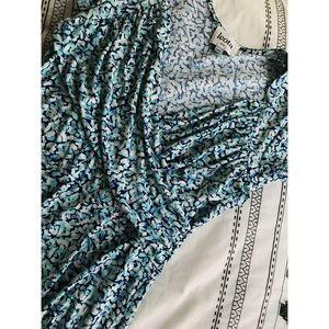 Leota Patterned Dress